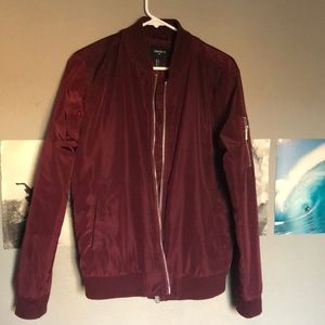 MENS BOMBER JACKET by Forever 21